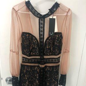 For Love & Lemons Intricate Dress!